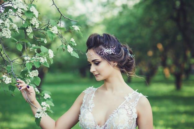 Tiaras para noivas: Como escolher?