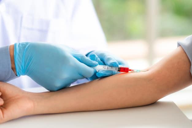 exame de diabetes tipo 2