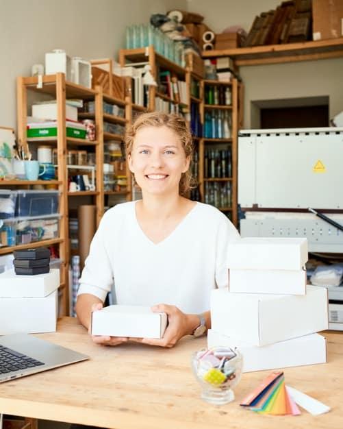 mulher empreender e complementar a renda