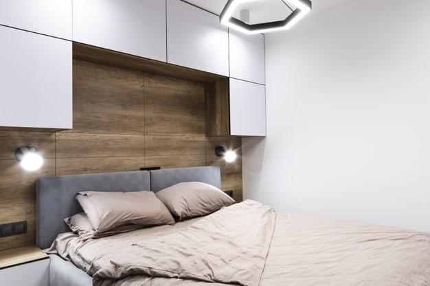 cama de casal elegante