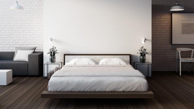 cama de casal simples