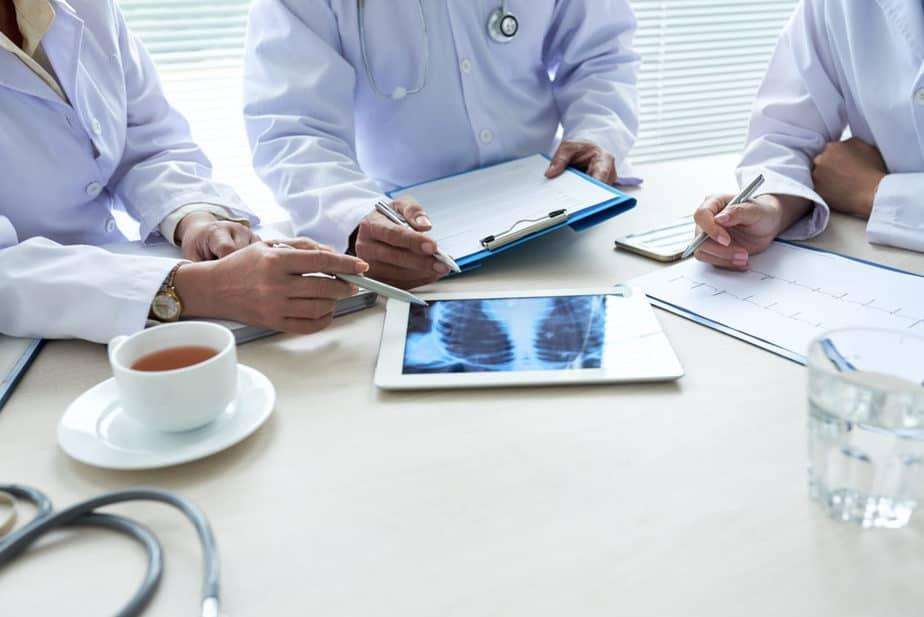 inteligência artificial diagnóstico eletrônico