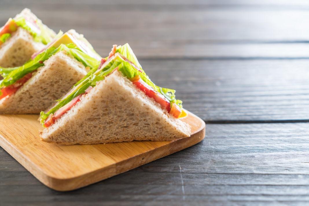 sanduíches naturais receitas