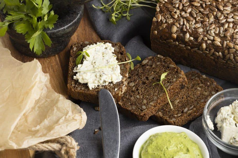 sanduiches naturais queijo cottage