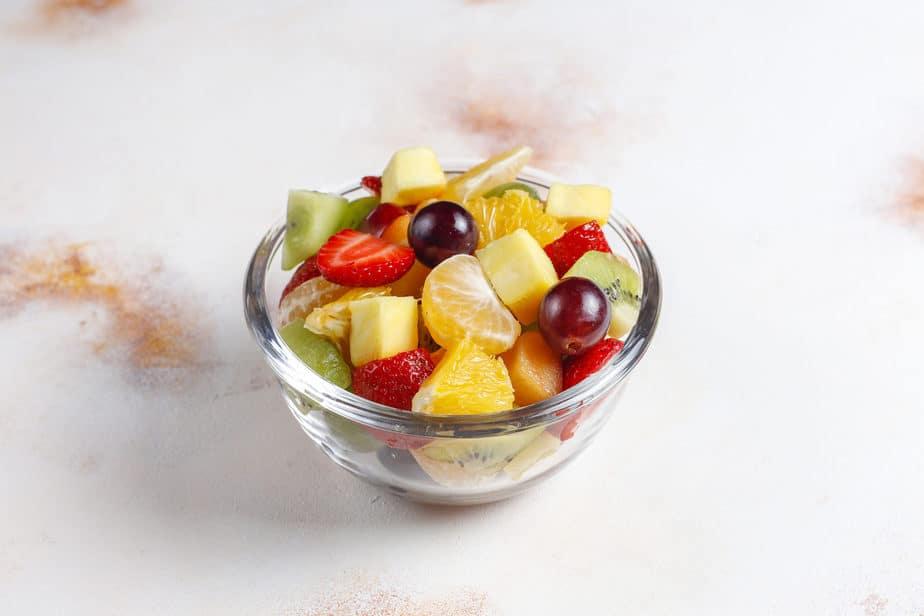 saúde bucal frutas ácidas