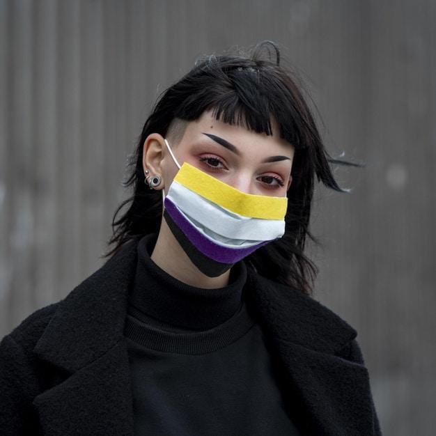 Dicas de mascaras para combinar com seu look