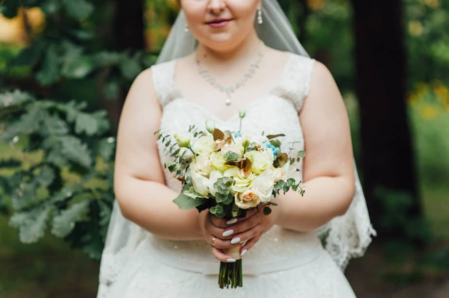 Vestido de noiva Pluz Size