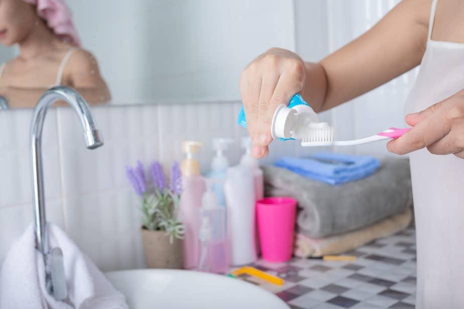 dor de dente na gravidez escovação correta