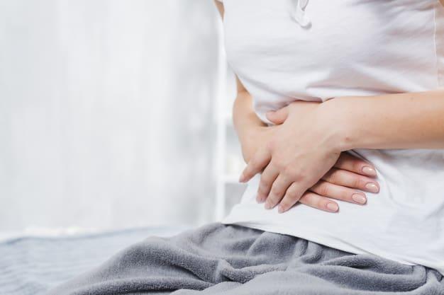 período fértil mulher dor na barriga sintomas