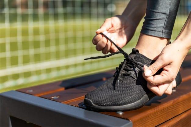 tênis feminino para fazer exercícios