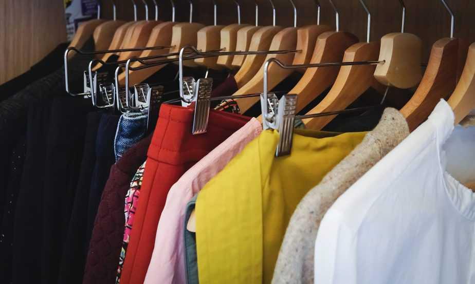 closet feminino roupas perfumadas no armário dicas