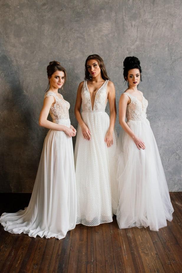coleção primavera 2021 de vestidos de noiva