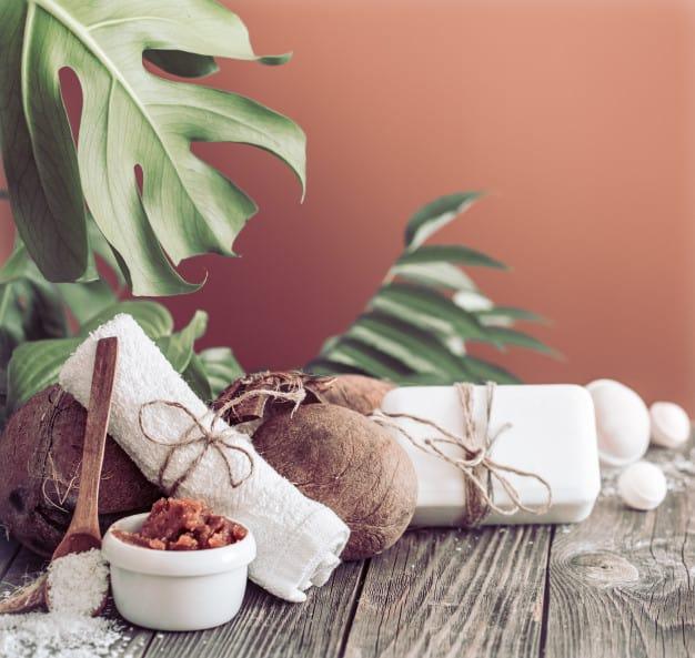 benefícios de produtos orgânicos para pele