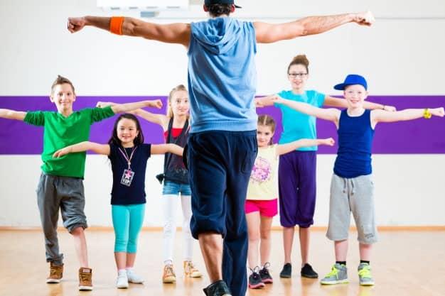 Zumba Kid Atividade Física para Crianças