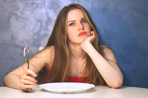 fome excessiva