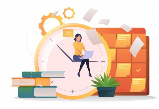 Gestão de tempo para mulheres empreendedoras