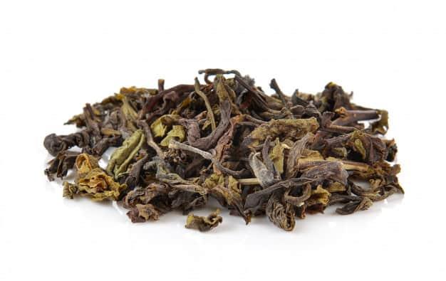 chás para dormir chá verde descafeinado