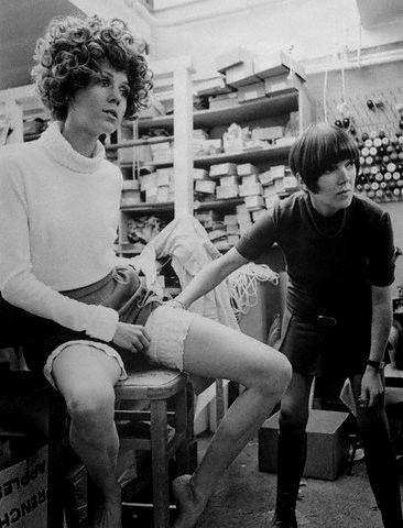 Mary Quant mulheres que mudaram o mundo da moda