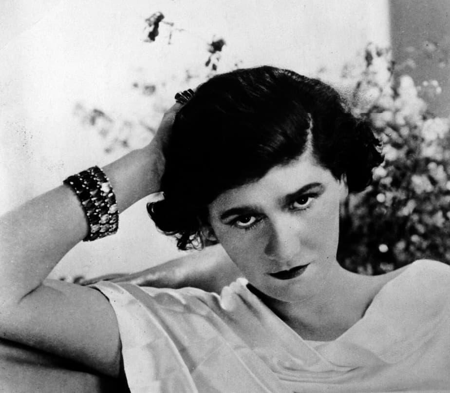 Mulheres que mudaram o mundo da moda Coco Chanel estilista francesa