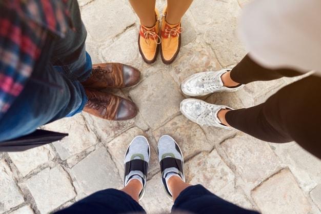 calçados femininos confortáveis