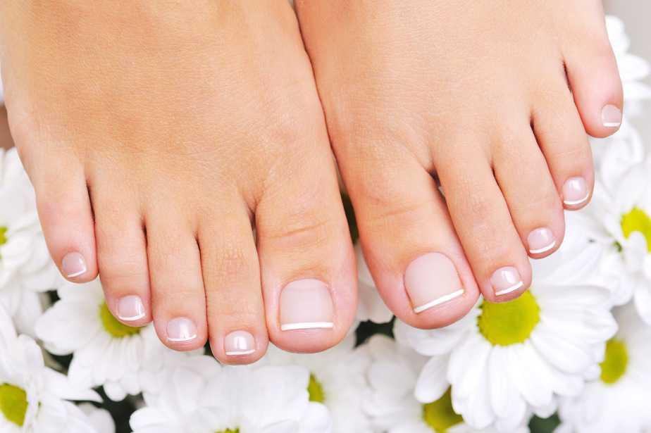 cuidados com os pés unhas e cutículas