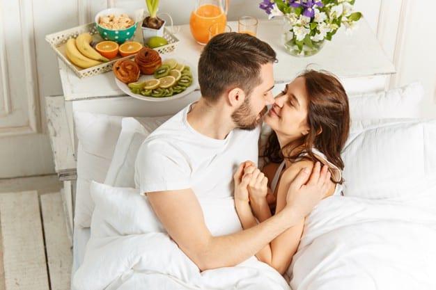 café da manhã romântico para o dia dos namorados 2021